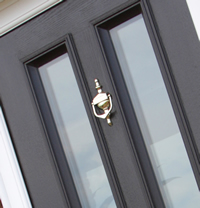 Composite UPVC Door Designs