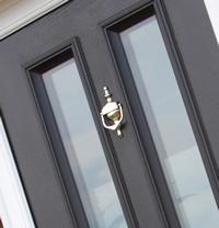 Composite UPVC Door Designs